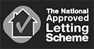 National Approved Letting Scheme Logo