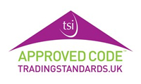 TSI Approved Code Logo